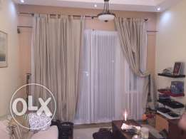 Curtains - Selection Linen/Silk.