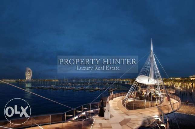 Opportunity to Own Prime Properties in Lusail