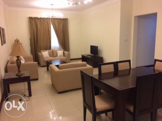 2 BR FF Apartment in alsaad near lulu center