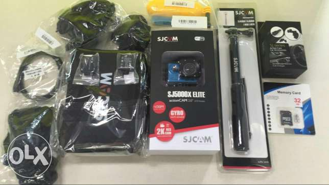Go Pro alternative, Sjcam sj5000x elite. best price.