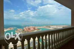 Sea views 3 bedrooms distinguished apartment
