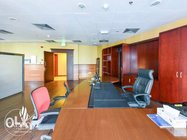 Ready to move in! Fully-fitted Office in West Bay