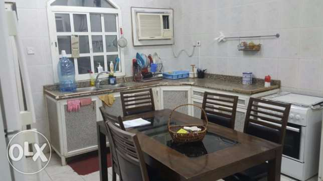 Spacious 1bhk APARTMENT Stayle of villa in Ainkhaled عين خالد -  2