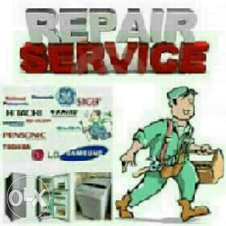 Ac Fridge Refrigerator Repaire Service Fixing