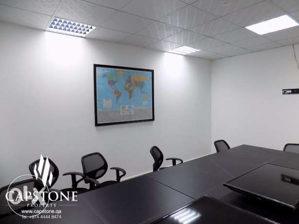 Brand New Offices Space in Al Doha Al Jadeed