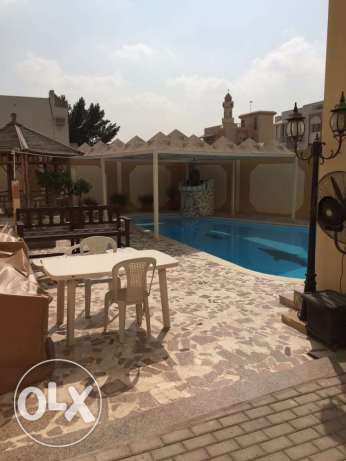 Unfurnished 3-BR +Maidsroom in Old Airport-Gym- Pool المطار القديم -  1