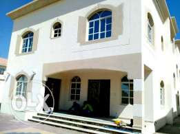 very nice unfurnished 9 bedrooms 4 stand alone villa in hilal