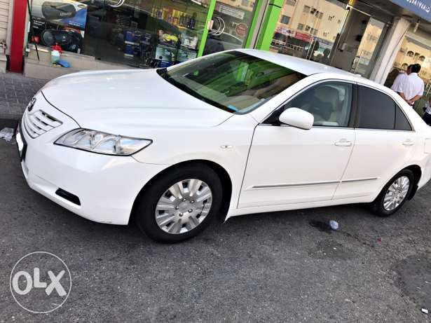 Camry GL Well Maintained 2007 الريان -  5