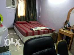 Fully Furnished 1BHK in Madinat Khalifa South