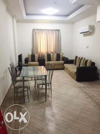 Semi/Furnished 1-Bedroom Flat IN {-Najma-}