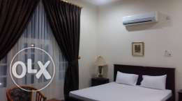 Brand new fully furnished villa apartments available in Duhail