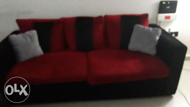 3+1 Sofa Set for urgent sale