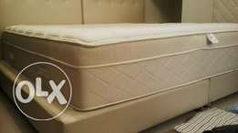200x180 Luxe CloudNine Mattress - Valued QAR 7,800 - MUST SELL