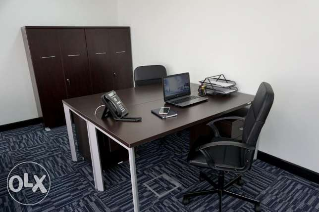 Service Office Space for Rent