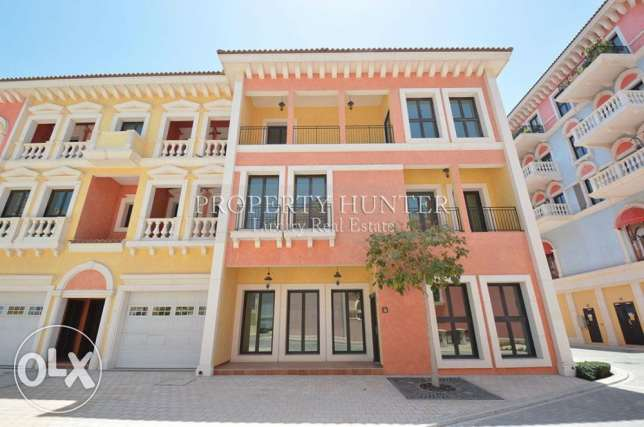 For sale 3 bed duplex in Qanat Quartier الؤلؤة -قطر -  1