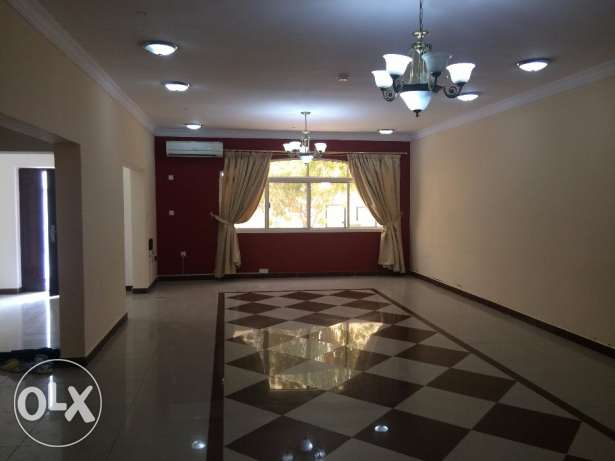 SF compound villa 4bedrooms + annex in al-rayyan with one momth free