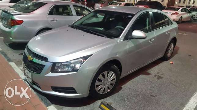 CRUZE..Urgent Sale (Leave From Qatar)