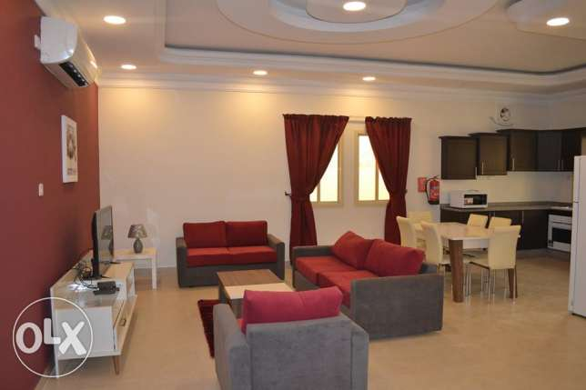 NO COMMISSION.. FF 2-BHK available in Maamoura