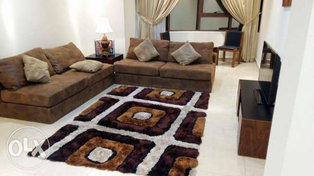 fully furnished 1 bhk flat in al sad