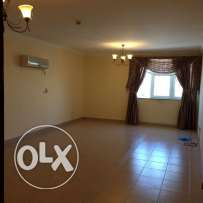 Unfurnished 3-BR Flat in AL Nasr- QR.8500
