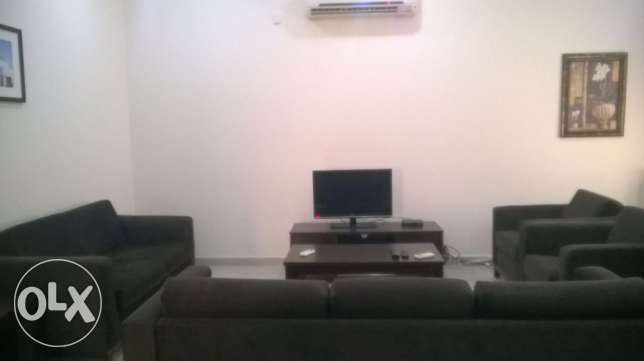 Two bedrooms two bathrooms furnished apartment near salwaroad