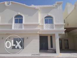 Compound Villa- Semi furnished-5BR-Wakrah -فيلا - مفروشة نصف - 5 غرف -