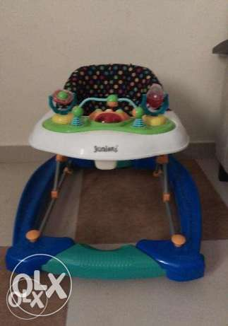 Junior's baby walker for sale