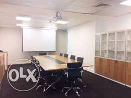 F/F, 13sqm to 31 sqm Business Center Office Space - WestBay
