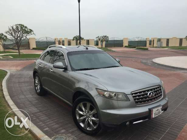 Infiniti FX35 in good condition for sale