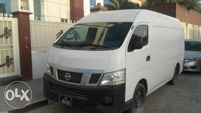 Nissan nv350 more information call me