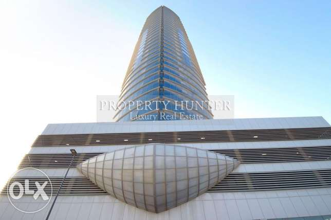 Gigantic Office Tower with Sea views in Lusail City