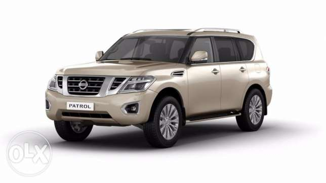 Nissan PATROL SE T2 (2016 model) for spot sale