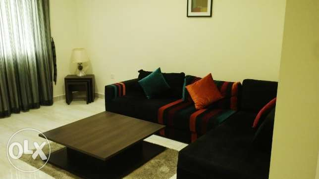 Fully furnished 2 & 3 bedroom apartment in Najma