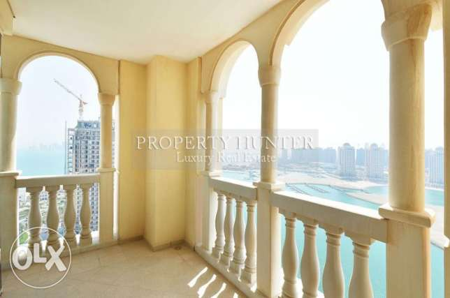 Marina views 2 bedrooms comfy apartment الؤلؤة -قطر -  2