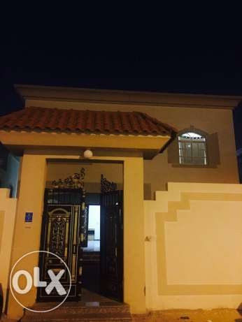 Spacious 1bhk in al waab behaid the petrol station