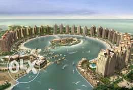 Luxurious 2bedroom apart at the pearl qatar