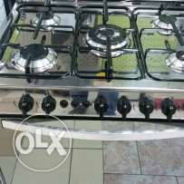 New universal cooking range for sale made in Egypt