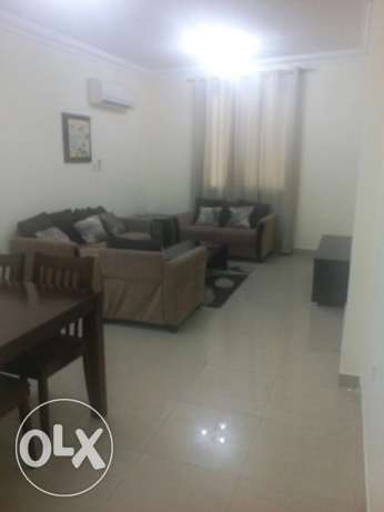 2 bhk fully furnished flat in doha jadeed for family