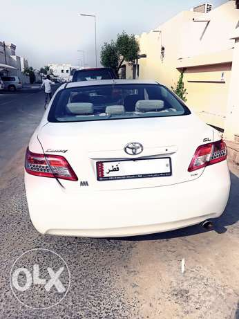 Camry GL Well Maintained 2007 الريان -  4