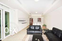 Marina View Furnished 2 Bed in Pearl Tower