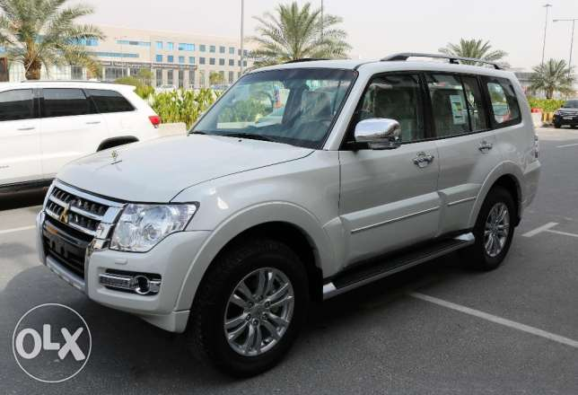 Brand New Mitsubishi Pajero-3.8 Model 2017
