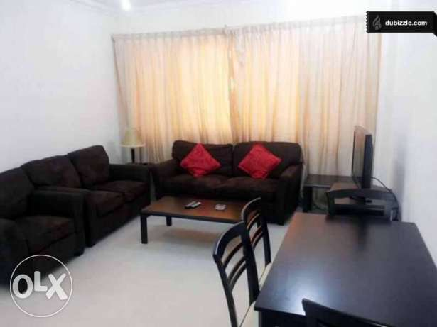 Luxury FF 2-BHK Flat in AL Sadd