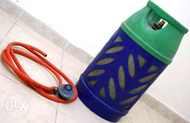Al Shafaf Gas cylinders - 12kg and 6k