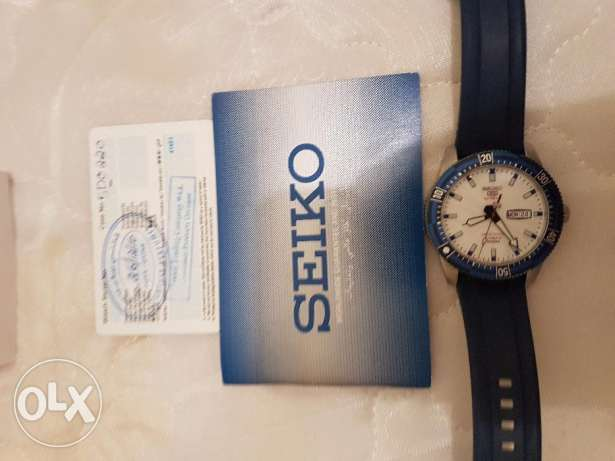 zeiko SRP81J1 blue rubber LIMITED EDITION