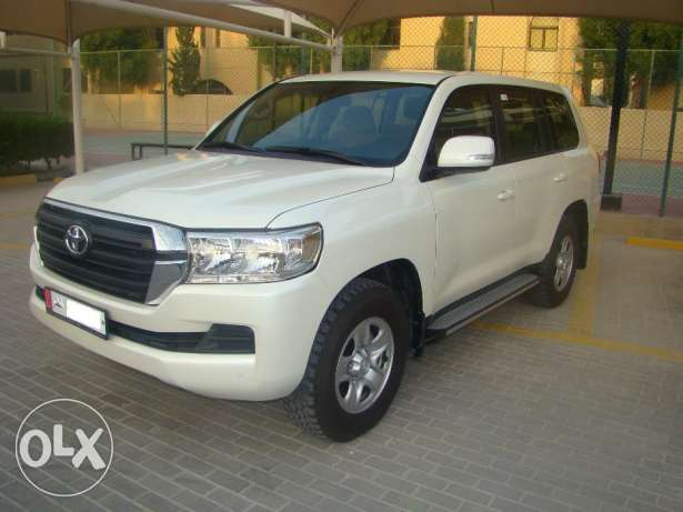 Toyota Land Cruiser 2016 GX