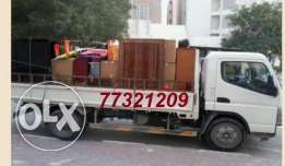 moving shifting truck service