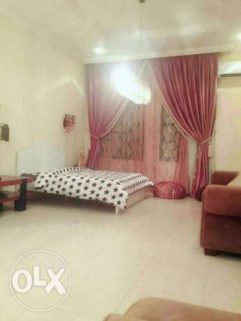 Room available for rent in the villa المطار القديم -  6