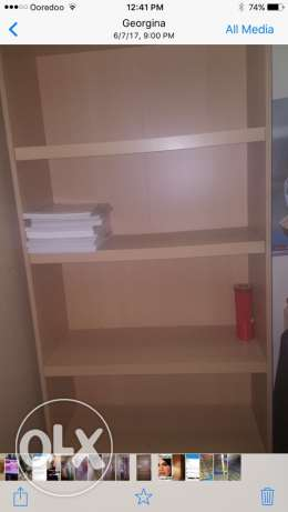 Book shelf 3 piece