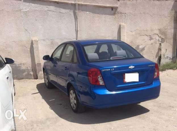Chevrolet Optra 2010 with Istamara valid till Feb 2018