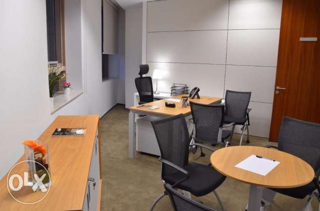 Looking for Furnished Office in Doha - Contact Arafat Business Center
